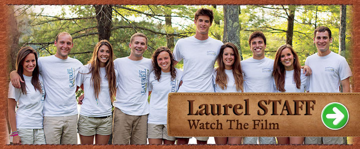Camp Laurel Summer Camp Counselors and Staff