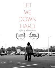 Let Me Down Hard - Blu-ray DVD Combo