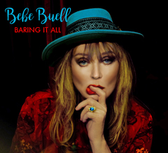 Bebe Buell - Baring It All: Greetings From Nashbury Park - Vinyl Signed