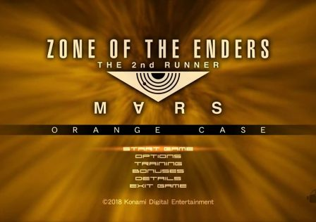 MajorOffline-Zone-of-the-Enders-The-2nd-Runner-MARS-Demo