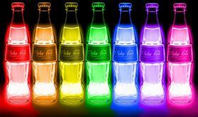 Coke glow