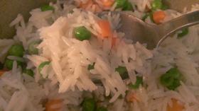 Moist Basmati Rice