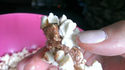 Candy Herbed Popcorn