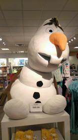 Giant Olaf :)