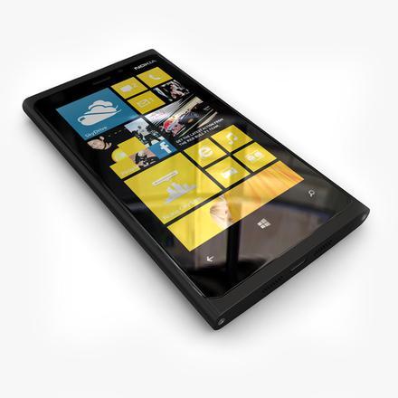 Nokia Lumia 920 black