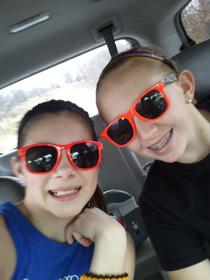 Maddie and me