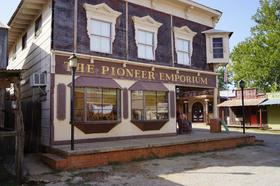 Pioneer Town in Whimberly, TX