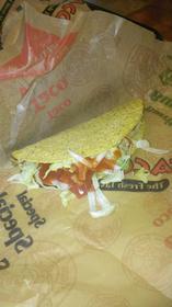 Taco Johns tacos and potato oles