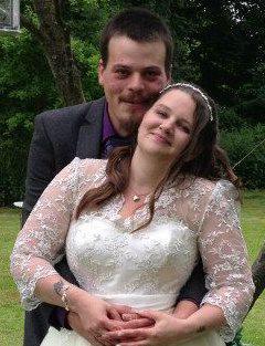 Mr and mrs kiddell