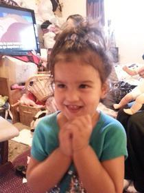 My little love Miss Izzy
