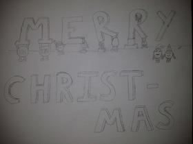 M&M Christmas