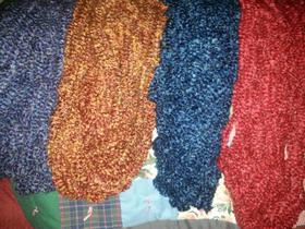 Scarfs for Christmas