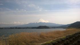 Kawaguchiko, Mt. Fuji