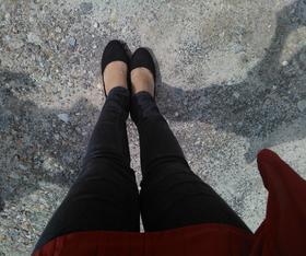 Heels on hills
