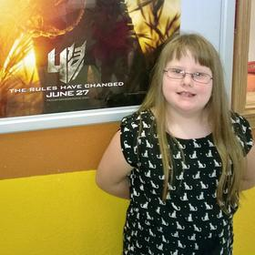 Went to see Transformers: Age of Extinction in 3D!