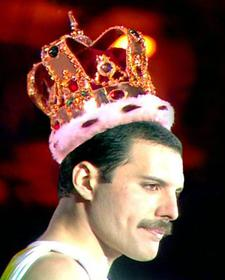 The Amazing Freddie Mercury