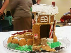 """Gingerbread"" House competition"