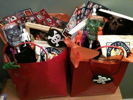 Talk Like A Pirate Day gift packs