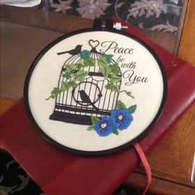 Birdcage Embroidery