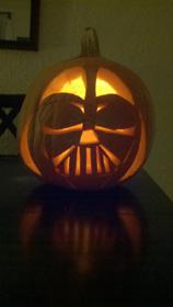 Darth Pumpkin
