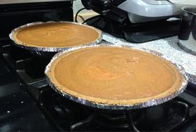 Practice Pumpkin Pie!