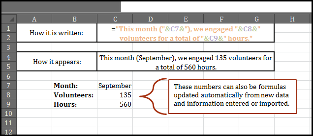A Good Story Beats Data Alone Any Day — Make Excel Work For You