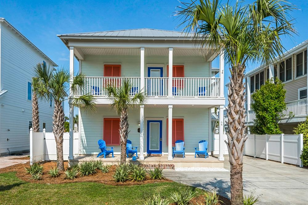 Private Beach Access!~Book Spring 2020 Now! Free Golf Cart~Private Pool, Pets OK
