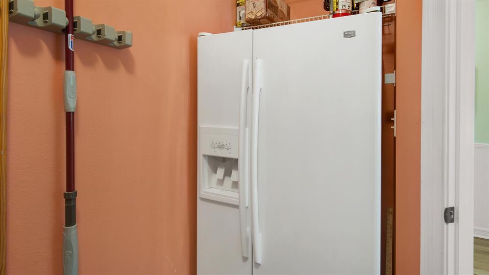 extra fridge