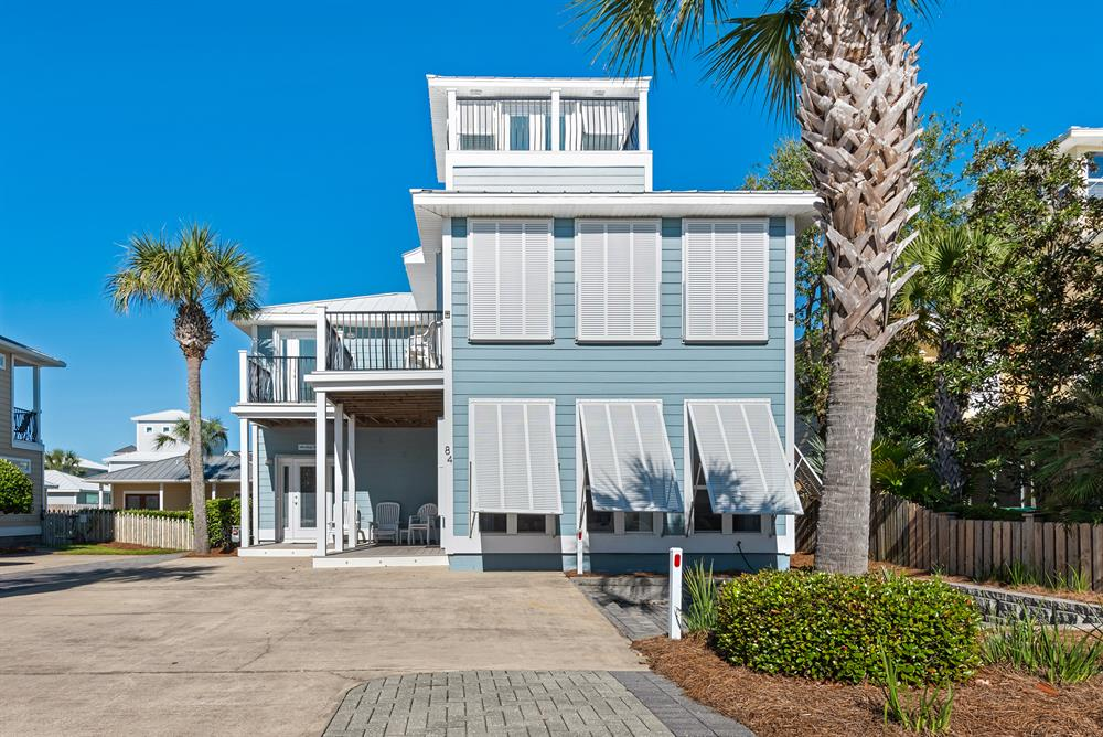 Book Spring 202 Now! 5 BR/5.5 Bath Luxury~Private Pool~Cabana~Steps to Beach