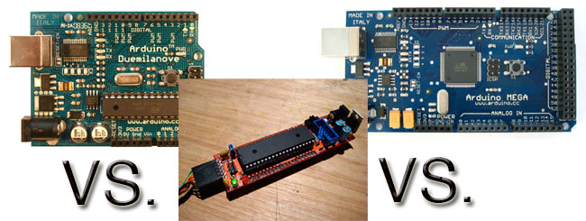 Arduino vs Arduino Mega Which To Use? Utopia