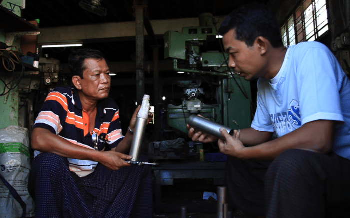 Farmers in Myanmar are 3D Printing Their Own Tools