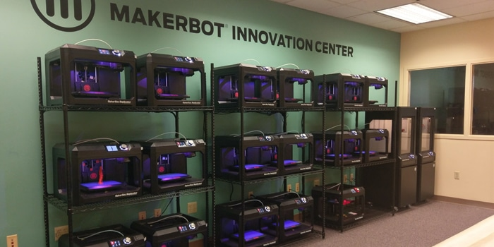 The First MakerBot Innovation Center Opens in the Western U.S.