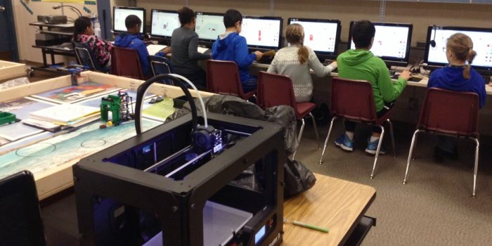 MakerBot Educator Success Story: Doug Ferguson at Martin Sortun Elementary