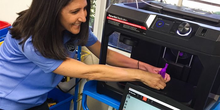 This MakerBot Educator Teaches Life Skills in Her 4th and 5th Grade Science Classes