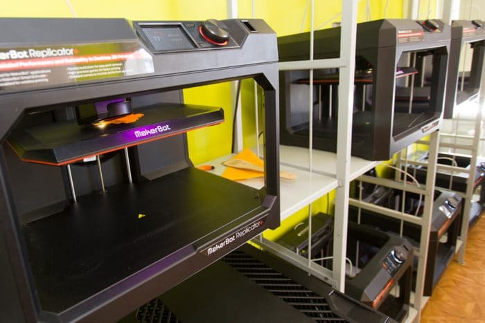 3D Printing for Education Grows in Europe, Latvian School Opens First MakerBot Lab in Baltics
