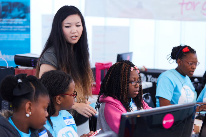 The Next Generation: 3D Printing Academy for Girls