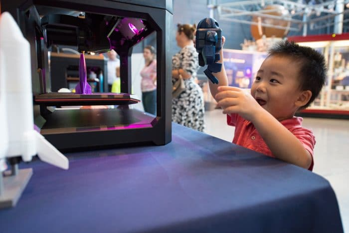 Future Engineers Uses 3D Printing Challenges to Inspire Students