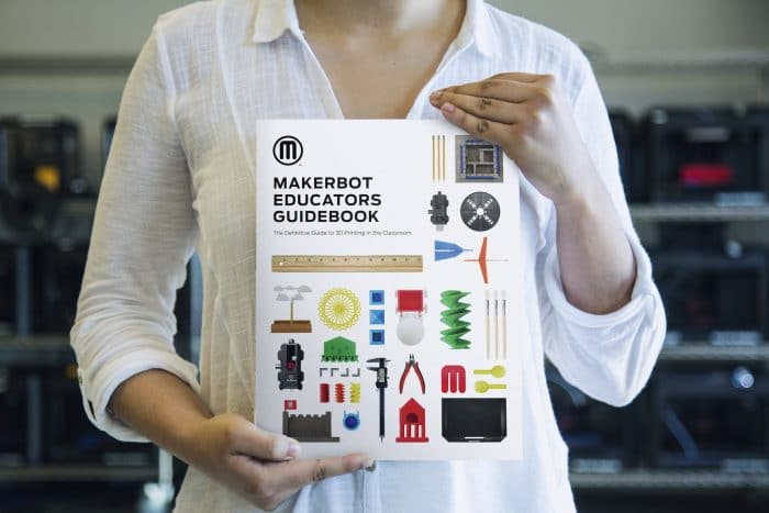 MakerBot Educators Guidebook, Full Version Now Available For Free Download