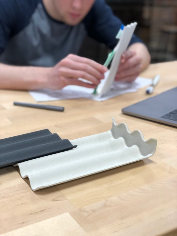 Best Free 3d Room Design Software: Student Design Stories: 3D Printing A Better Toothbrush
