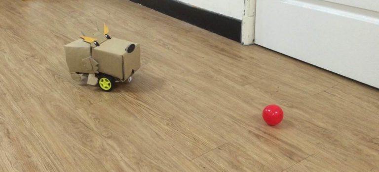 [2016] Raspberry Pi 寵物小車