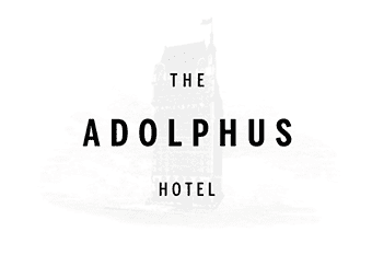 The Adolphus Hotel logo