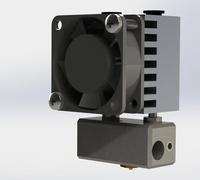 E3d chimera 3D models for 3D printing   makexyz com