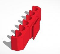 Ammo tray 3D models for 3D printing   makexyz com