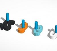 Cuckoo clock 3D models for 3D printing | makexyz com