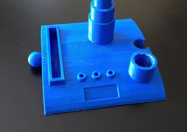Compact Interlocking Toolhead Stand For Dillon Rl 550b Press Makexyz Com