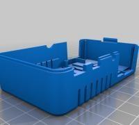 Odroid x2 case 3D models for 3D printing   makexyz com