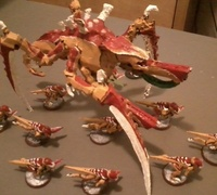 Tyranid 3D models for 3D printing | makexyz com