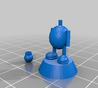 Bobble Head Body For Custom Bobble Heads 3d Models For 3d