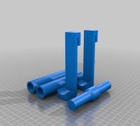 File cabinet spool holder 3D models for 3D printing   makexyz com