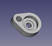 Lead screw 3D models for 3D printing | makexyz com